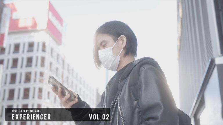 【EXPERIENCER】Vol.02 美術家|音楽家・立石 従寛