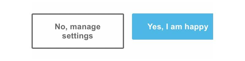 「アーユーハッピー?」わずかな言葉遣いからもユーザーはスタンスを感じ取る